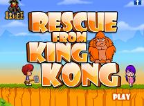 Salvarea de King Kong