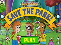 Salveaza Parcul