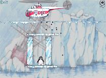 Salveaza Pinguinul