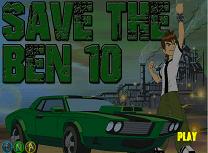 Salveaza-l pe Ben 10