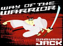 Samurai Jack Calea Luptatorului