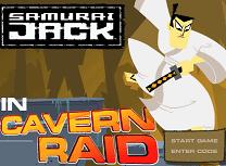 Samurai Jack in Actiune