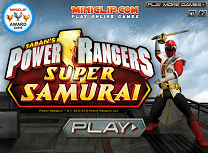 Samurai Power Rangers