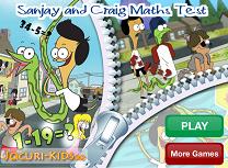 Sanjay si Craig la Matematica