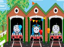 Sarbatoare cu Thomas si Prietenii Sai
