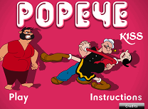 Saruturi cu Popeye