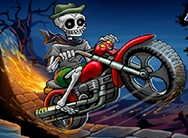 Scheletul Motociclist