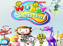 Jocuri cu Scoala Wubby