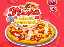 Scoala de Gatit Pizza