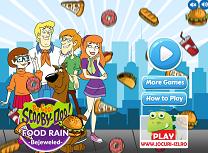 Scooby Doo Ploaie cu Mancare