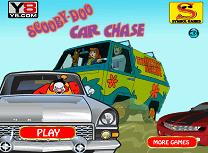 Scooby Doo Urmariri cu Masina