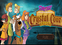 Scooby si Echipa Crystal Cove