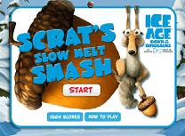 Scrat Sparge Gheata