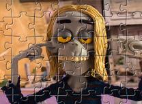 Scream Street Puzzle