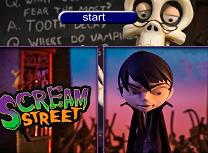 Screem Street de Memorie