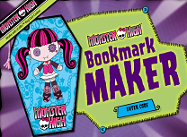 Semnul de Carte Monster High