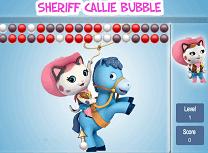 Seriful Callie Bubble
