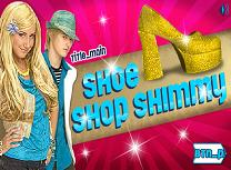 Sharpay si Pantofii
