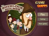 Sherlock Holmes Misterul de la Magazinul de Ceai