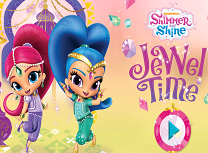 Shimmer si Shine Cauta Diamantele