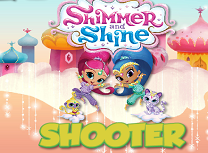 Shimmer si Shine Bubble