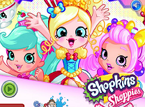Shopkins Shoppies Potriveste Diamantele