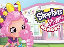 Shopkins Shoppies de Memorie