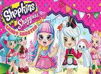 Shopkins Shoppies si Dulciurile