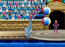 Show cu Delfini 6