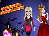 Show de Moda de Halloween