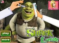 Shrek la Oftalmolog