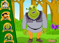 Shrek si Fiona Fac Nunta 2
