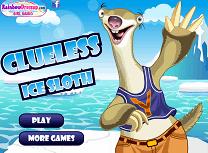 Clueless Ice Sloth