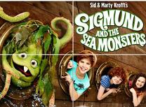 Jocuri cu Sigmund si Monstri Marini
