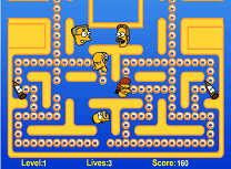 Simpson Pacman
