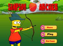Simpson Trage cu Arcul