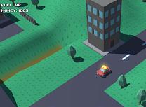 Simulatorul de Taxi
