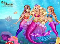 Sirena Barbie la Incoronare