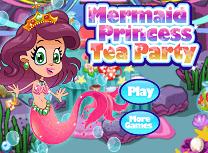 Sirena la Petrecerea cu Ceai