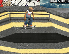 Skateboard Kickflip