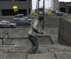 Skateboard Street Sesh 1