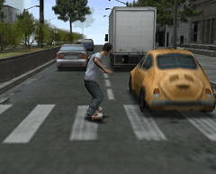Skateboard Street Sesh 3
