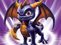 Skylander Spyro Puzzle