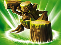 Skylander Stump Smash Puzzle