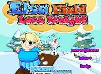 Slabeste cu Elsa