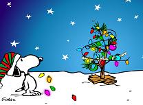 Snoopy Impodobeste Bradul