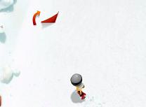Snowboarding cu Doki
