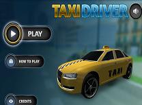 Soferul pe Taxi