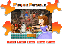 Sofia - Puzzle