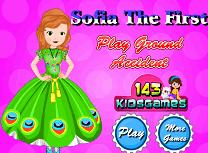 Sofia Accident la Joaca